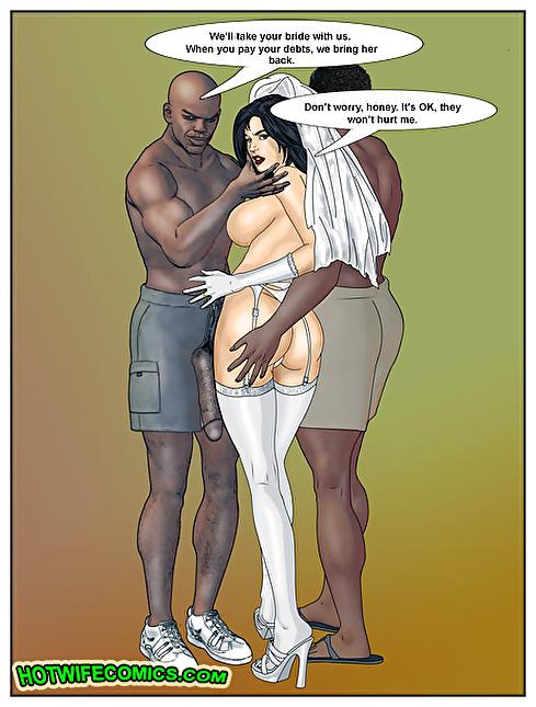 Sex cuckold comics Interracial