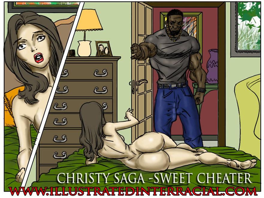 Interacial Sex Comics