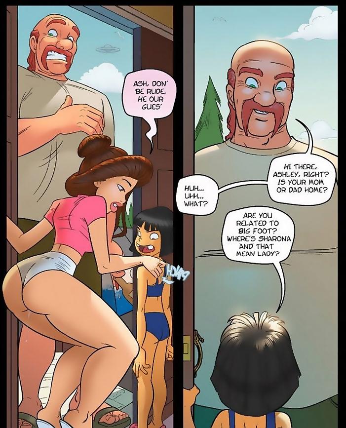 Порно мульт фото комиксы 50352 фотография